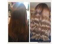 Ladies Mobile hairdresser ( Portsmouth area)