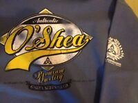 O'Shea men's hooded sweatshirt