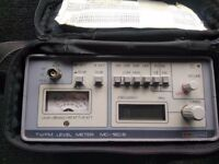 Promax radio TV signal receiver MC160B
