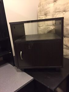 End table or printer table
