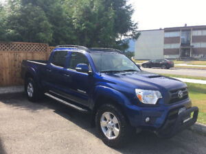 2015 Toyota Tacoma TRD SPORT 4x4 double cab
