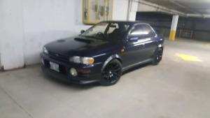 JDM 1995 Subaru WRX GC8 awd turbo