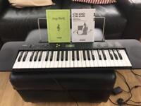Casio Electric Keyboard