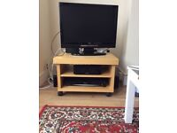 IKEA Wooden TV Stand