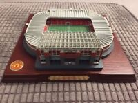 Replica Manchester United Football Club, Old Trafford Stadium