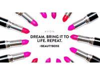 Avon Cosmetics - Work it Your Way