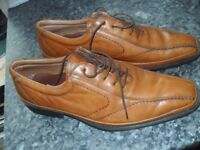 MENS SPANISH FILARDI SHOES AS NEW CONDITION SIZE 10.5