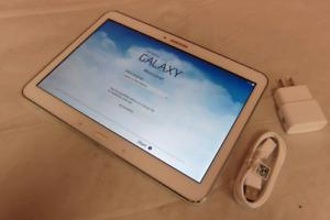 "Samsung 10.1"" Tab 4 Wifi Tablet."