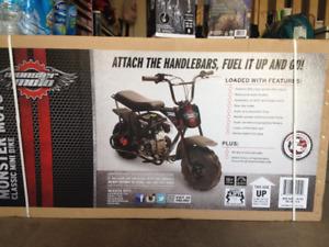 Master Moto Mini Bike