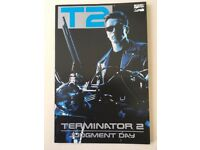 The Terminator - 3 x Graphic Novels & 4 x Comics Bundle