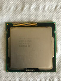 LGA 1155 Processor I5-2500 Good Condition