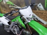 Kawasaki KLX 450R Enduro motocross bike This will come Road registered!