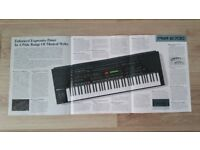 PSR 6700 Synth/Keyboard