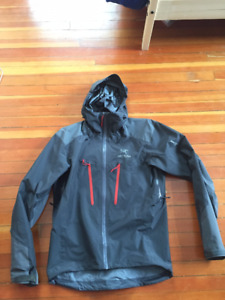 Men's Arc'teryx Alpha AR Jacket