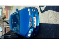 MG ZR low millage - quick sale need a 4door open to swaps or looking for £550
