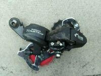 Shimano Tourney 7 speed rear mech