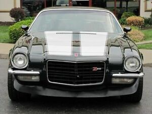 1973 Camro Z28 Wanted