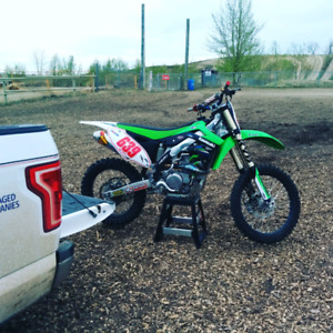 2014 kx450f for sale