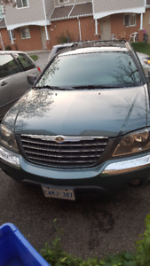 2006 Chrysler Pacifica AWD SUV, Crossover