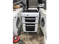 Indesit ceramic electric cooker 60 cm