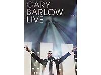gary barlow live dvd