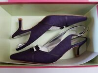 Jacques Vert shoes size UK 4 euro 39 Wedding / Prom special occasion