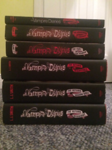Vampire Diaries Complete Book Set