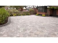 Michael Hayes driveways - paving concrete flagging builders of walls & Pillars Fencing turf lawns