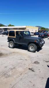 1988 jeep yj