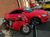 Ducati 749s gsxr zx honda swap