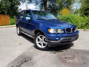 2002 BMW X5 3.0 SUV NAV..IF YOU SEE THE ADD STILL AVAILABLE