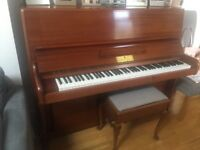 Broadwood Upright Piano - Collect Only from LS18