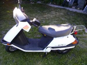 1986 Honda Elite CH80