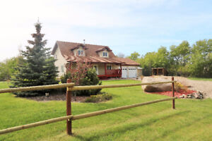 This 2.25 acre property is just minutes from Yorkton