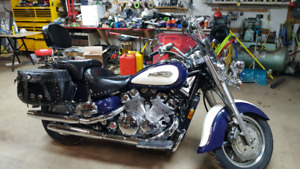 1999 Yamaha royal star 1300 V4