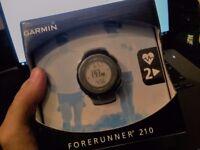 Garmin Forerunner 210 GPS Running watch
