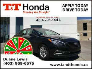 2016 Hyundai Sonata GL *No Accidents, Rear Camera, Heated Seats