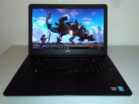 "GAMING DELL 15,6"" - QUAD CORE i5 - DEDICATED RADEON - 8 GB - 1 TB SSHD - WARRANTY - UK DELIVERY"