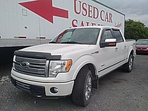 2011 Ford F-150 PLATINUM | LEATHER | ROOF | NAVI | ONLY $227 BI-