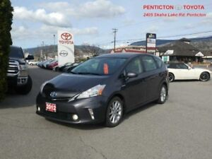 2012 Toyota Prius V Luxury Package  - NAVIGATION -  TOUCH SCREEN