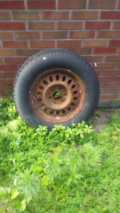 Full Size spare for Gmc Envoy