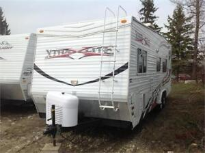2008 RAGN SS 2400 TOYHAULER   CLEARENCE PRICE