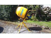 Belle minimix 130 concrete mixer