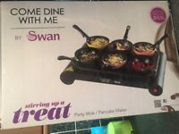Come Dine With Me cooking set brand new