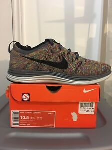 Nike Flyknit Lunar 1+ Multi Vnds with Box