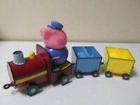 Peppa Pig Grandad Pig Train