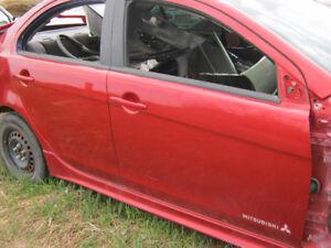 2008 Mitsubishi Lancer Sedan for parts