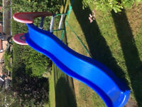 large ELC branded childrens slide