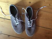 Fenchurch shoes pumps trainers size UK 10 USA 11/11 well used old rough Collect or post