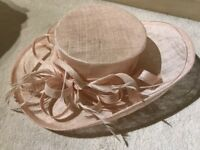Brand New Large Nude Hat